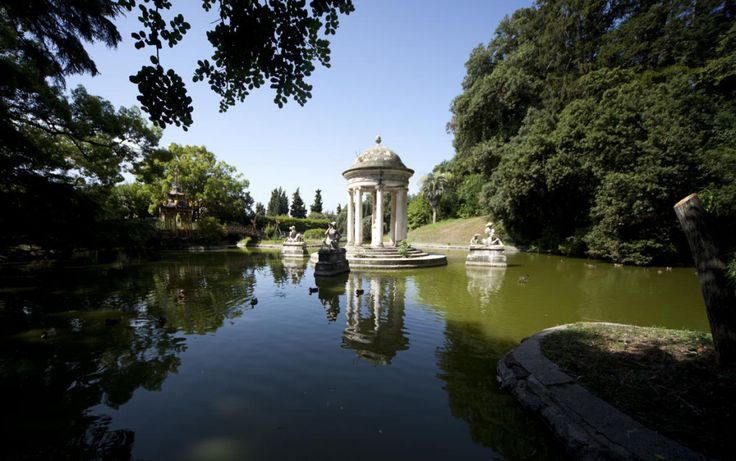 Italian Landscape - Garden - Villa Pallavicini – Pegli