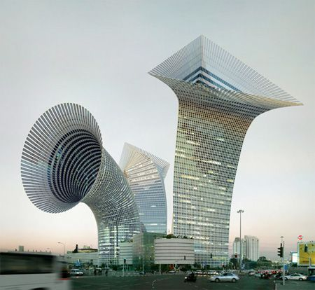 Cool Architect Buildings