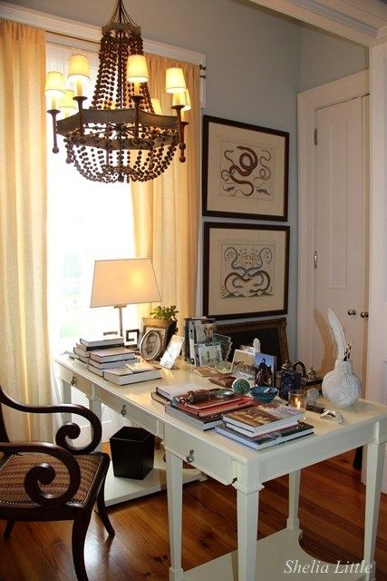 How To Paint Lampshades At Home With P Allen Smith