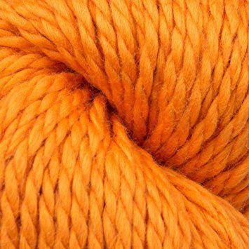 Blue Sky Alpacas Organic Cotton Yarn (601 POPPY) Review