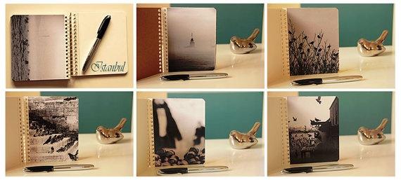 Travelling Photography Notebooks by zeyc on Etsy