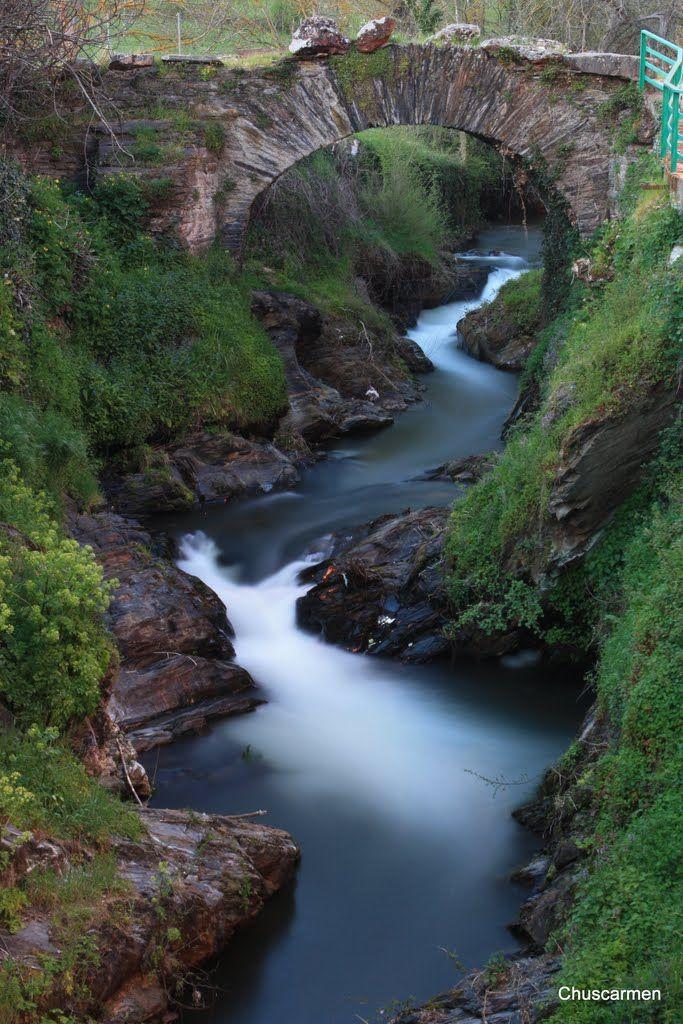 Puente de Éntoma,Ourense Galiza Spain