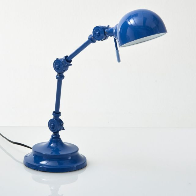 Plus de 1000 id es propos de home master room anglaise for Lampe de bureau style industriel