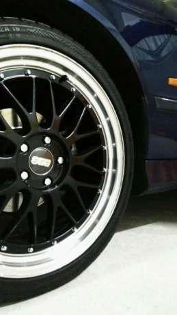 BMW 520i E39 preços usados