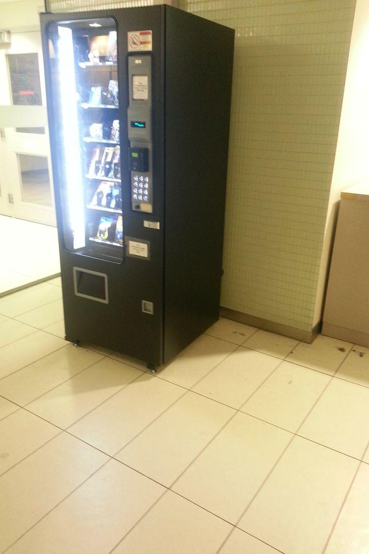 notebook vending machine