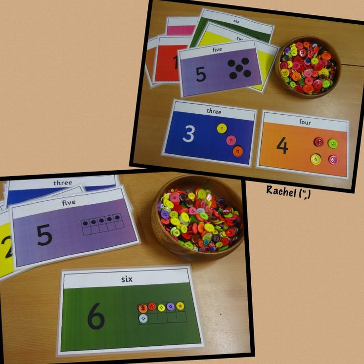 "Number mats (FREE printable) from Rachel ("",)"