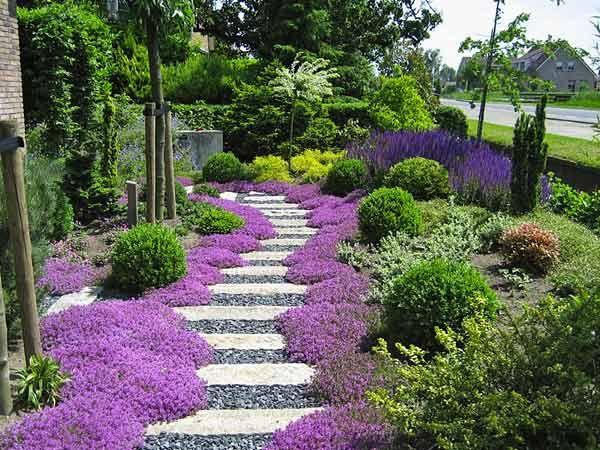 17 best images about walkway ideas on pinterest stone for Immagini di piccoli giardini privati