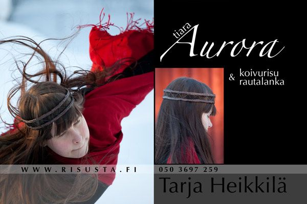 Tiara. www.risusta.fi