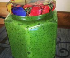 Rezept Knoblauchpaste von Thermielfe - Rezept der Kategorie Grundrezepte