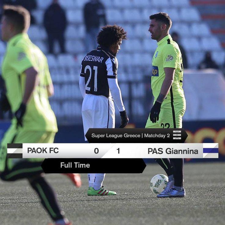 #PAOKPAS #SuperLeague #PAOK #Toumba