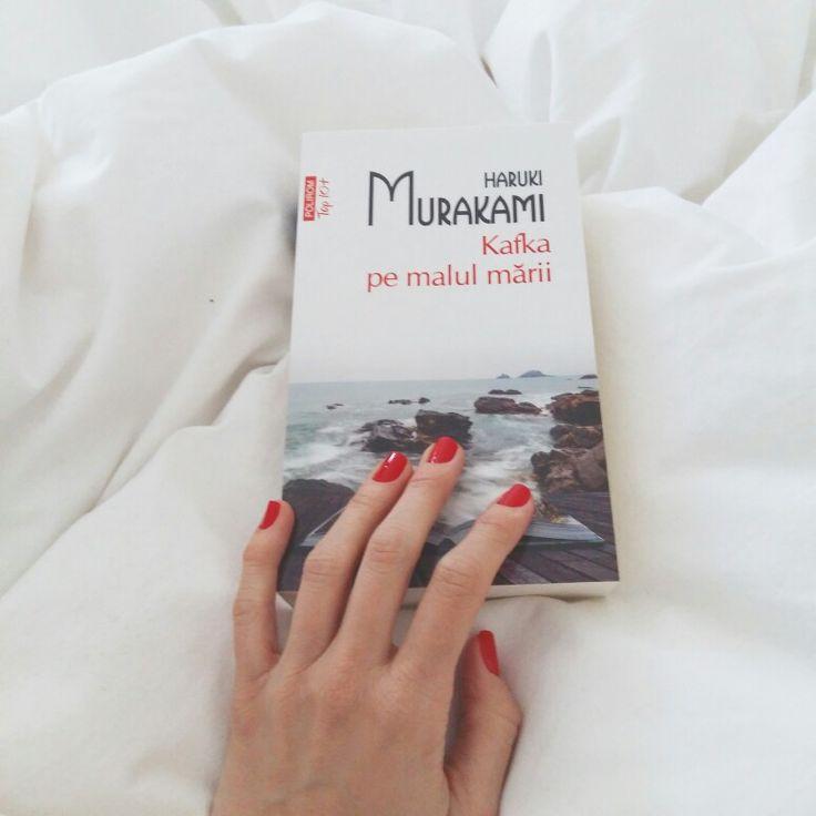 #murakami #harukimurakami #kafkaontheshore #book