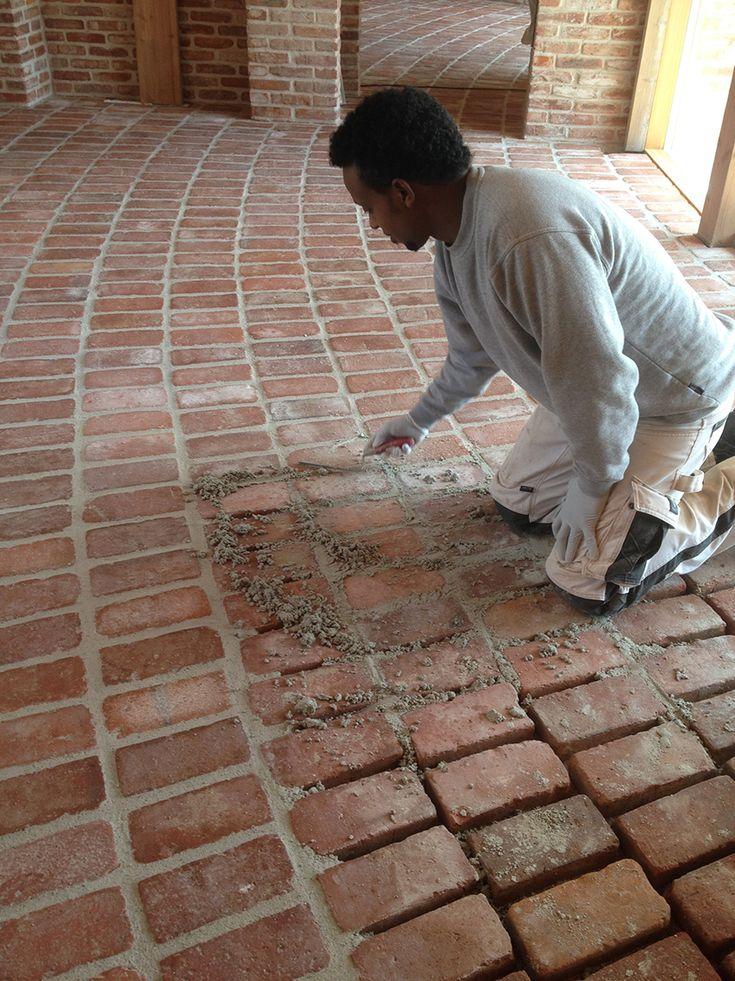 recycled bricks, danish architecture
