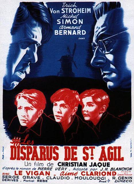 Les Disparus de Saint Agil (1938) | RETROSCOPY