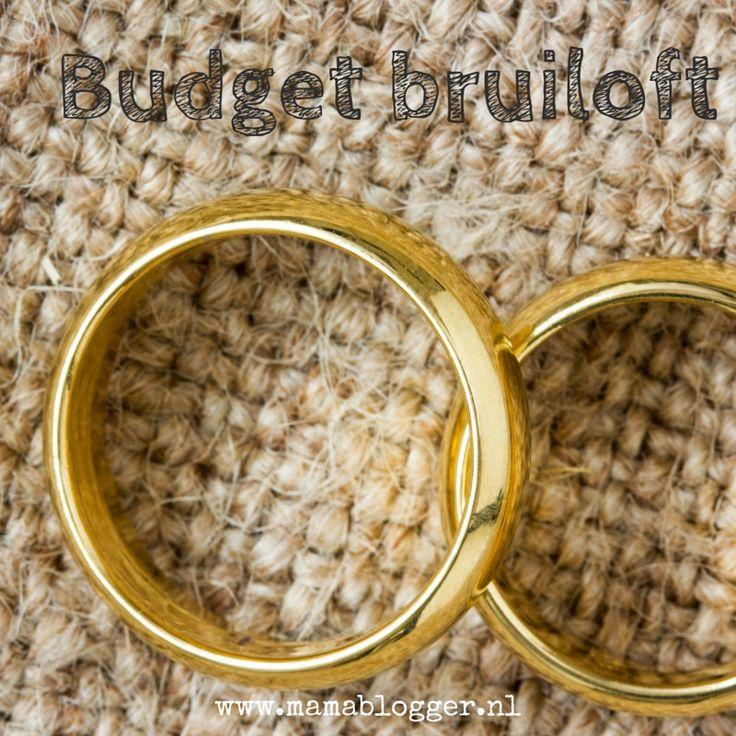 De low budget bruiloft kennen we wel. Wij hebben hier ook voor gekozen. In deze post tips voor een trouwdag van €700! #budget #bruiloft #budget #wedding