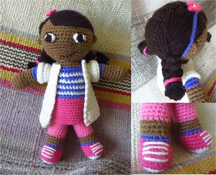 Mejores 571 imágenes de Crochet en Pinterest | Tejer, Animales y Gitano