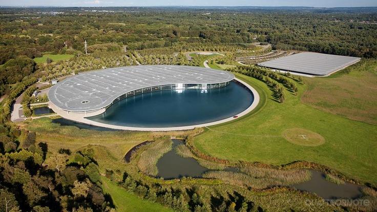 McLaren Automotive Headquarters