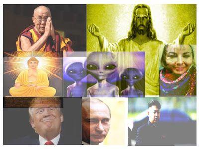 My Life is Fun: Milý Ježiško, Budha, Dalajláma, Mimožemštania, Ame...