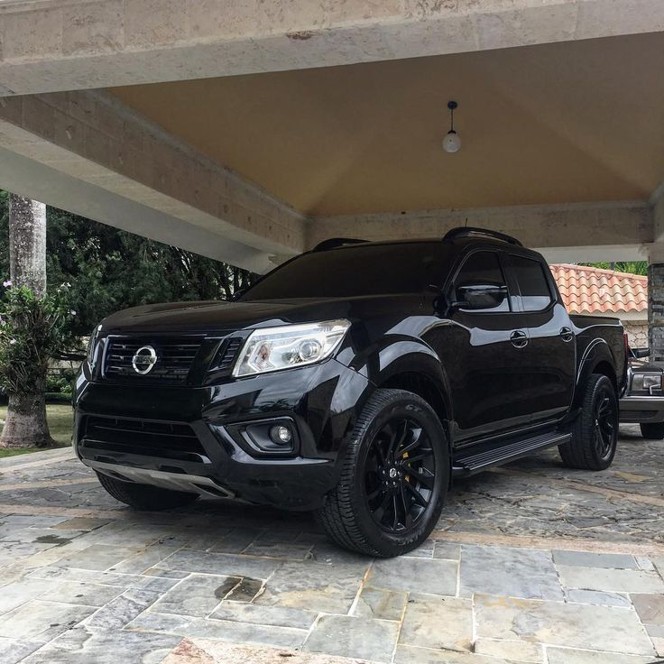 Extreme Kit Cars Review >> Black bitch via: @juanj0miranda #nissan #np300 #frontier #navara | np300 frontier | Pinterest ...