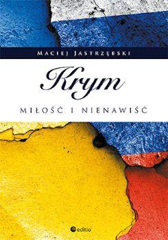 """W książce """"Krym. Miłość i nienawiść"""" autor - Maciej Jastrzębski w niesamowicie ciekawy sposób ukazuje wszystko to co działo się na Krymie w ostatnim czasie. Szczegółowo opisuje jak dzisiaj wygląda codzienne życie mieszkańców półwyspu. Przybliżając nam rzeczywistość Krymu w roku 2015 opowiada historię dwójki młodych ludzi - Marianny, dziewczyny pochodzącej z Krymu oraz Fiodora - młodego Rosjanina - mieszkańca Moskwy.  http://moznaprzeczytac.pl/krym-milosc-i-nienawisc-maciej-jastrzebski/"""