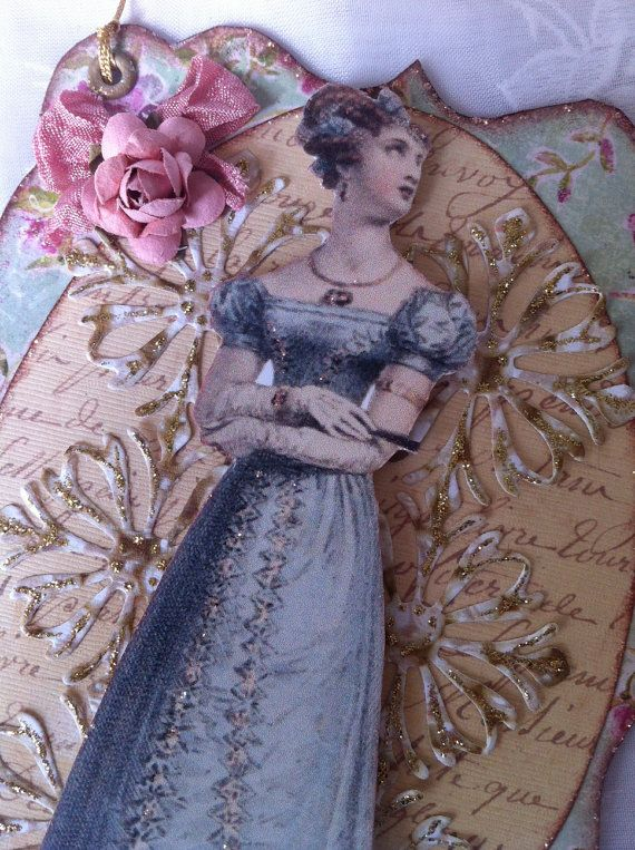 1000 Images About Paper Crafting Jane Austen Regency