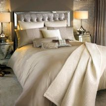 Gorgeous Alba Kylie Minogue Bedding, Sparkly bedding is a must have in any glam boudoir. Create your perfect bedroom with Coatez Home