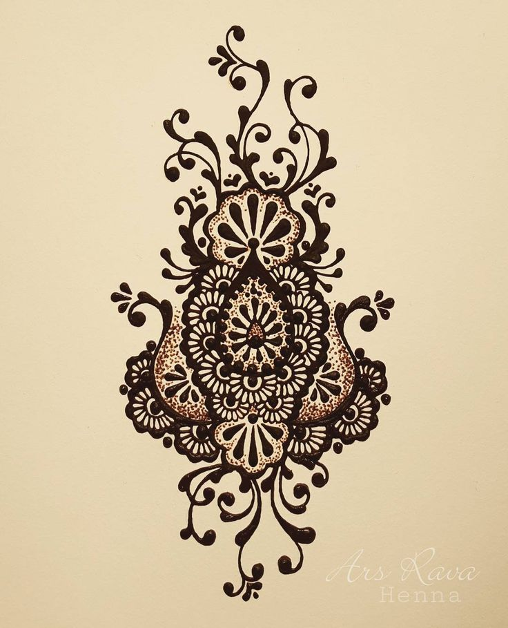 baroque frame tattoo - photo #15