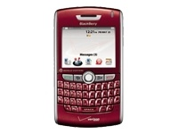 BlackBerry 8830 - Red (Verizon) Smartphone: Non working for parts only