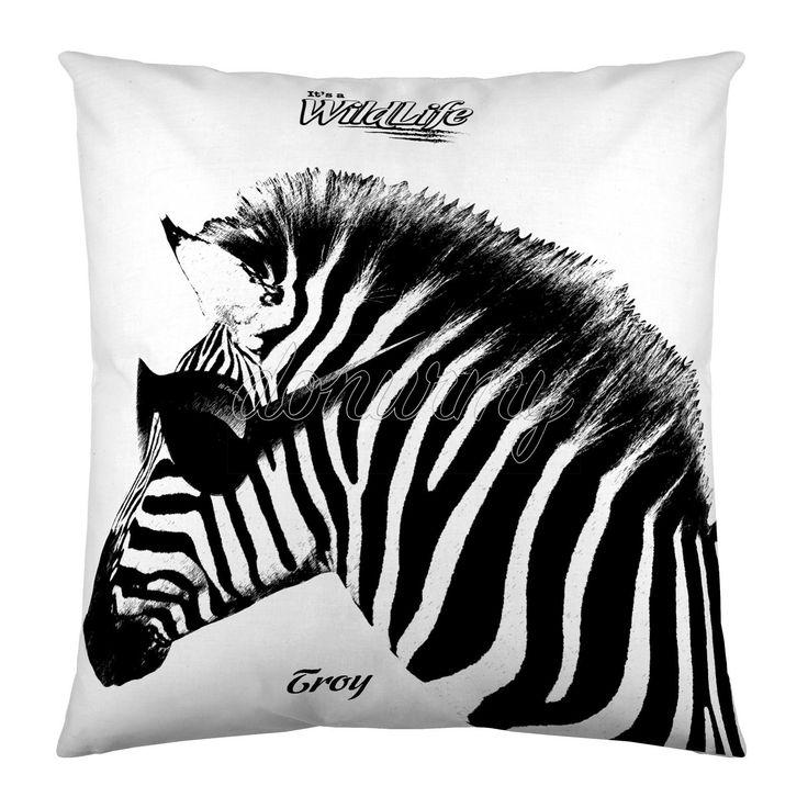 Cojín Trophic Wild Life - Bazartextil.com