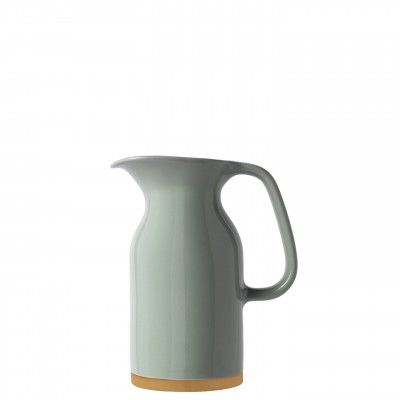 Olio Duck Egg Jug - Barber and Osgerby