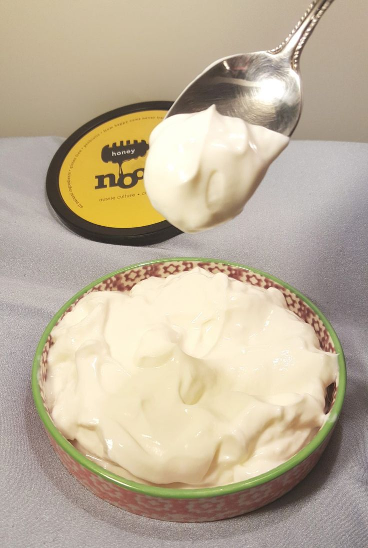 Instant Pot Homemade Noosa Yoghurt {Sweet Yogurt} Image