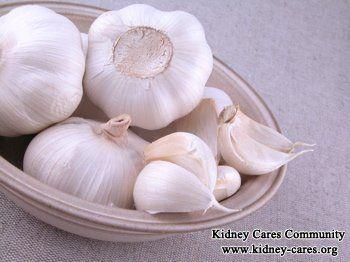 Raw Garlic Good for Stage 3 Kidney Disease http://www.kidney-cares.org/stage-ckd-3-diet/1559.html