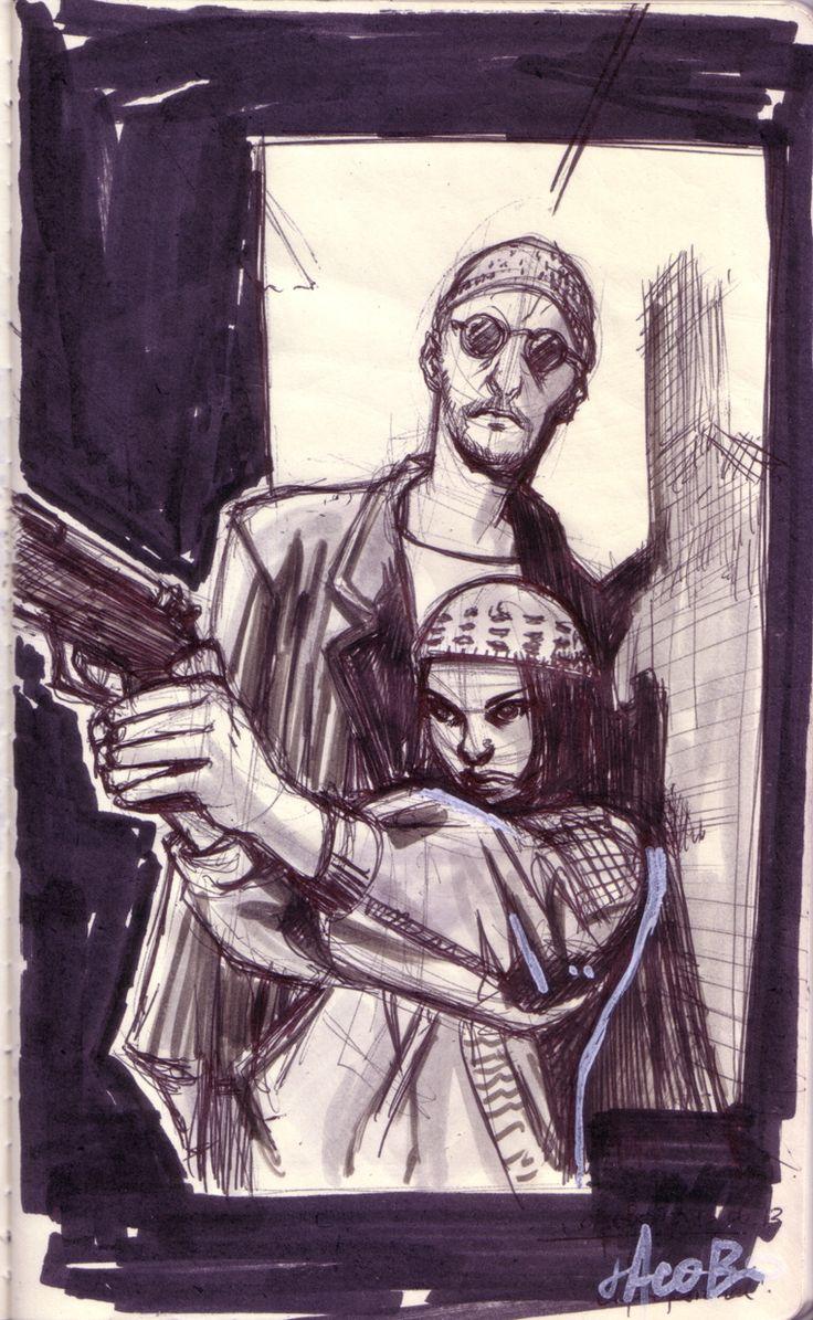 Leon 'El Profesional' by bjacobo.deviantart.com on @deviantART