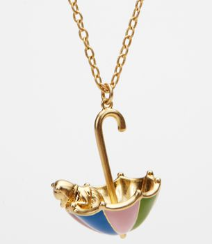 Disney Couture Winnie The Pooh Necklace