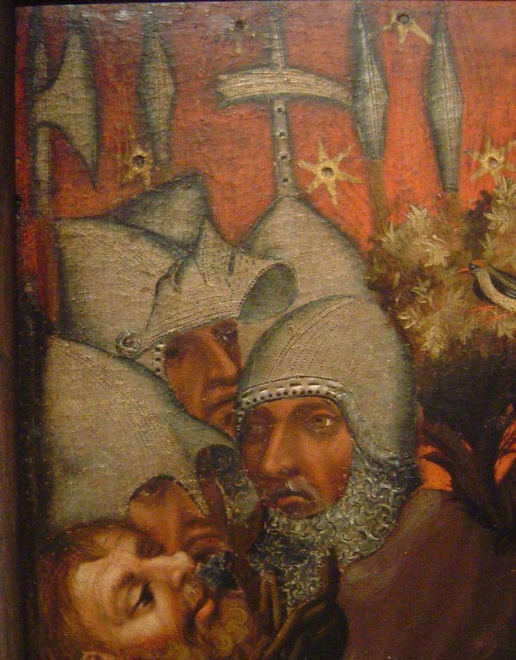 Třeboň Altarpiece, Czechy (1380-1400)