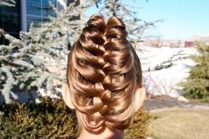 Braid Hairstyles | The Cage Braid