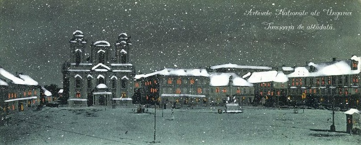 Timisoara - iarna - 1898