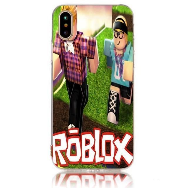 Roblox iPhone Case for iPhone 4, 4s, 5, 5s, 5C, 6, 6s, 6