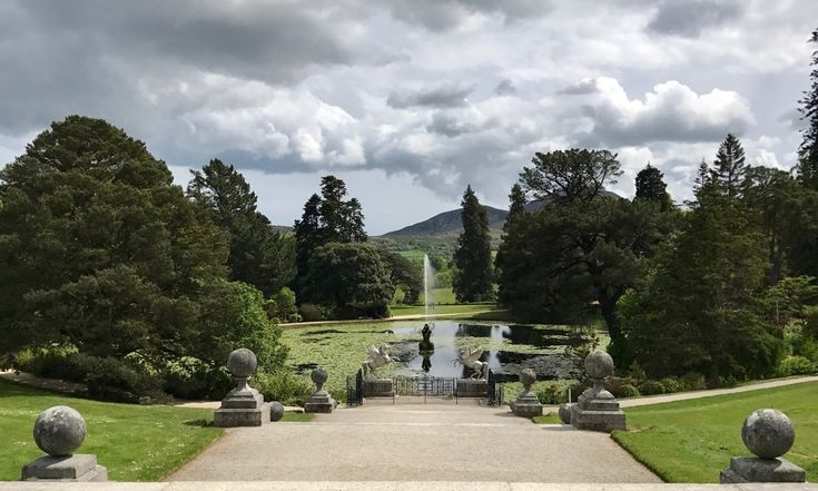 Departing Dublin: Gardens of Killruddery and Powerscourt