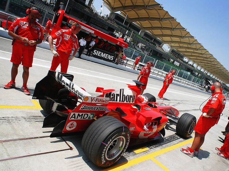 Rubens Barrichello - Bahrain