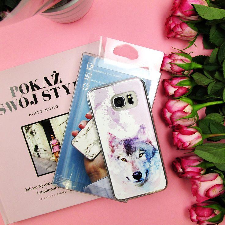 Beautiful case for Samsung Galaxy S6 #wolf #case #etuinatelefon #design #flatlay #photography #etuo