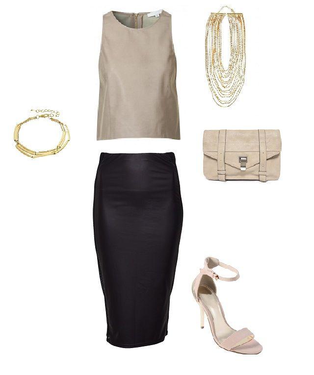 http://magazyn.modadamska.waw.pl/, elegancka stylizacja, ołówkowa spódnica, spódnica ołówkowa, styl, stylowo, stylowi, Monashe