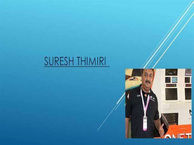 Suresh Thimiri by suresh147490 via authorSTREAM