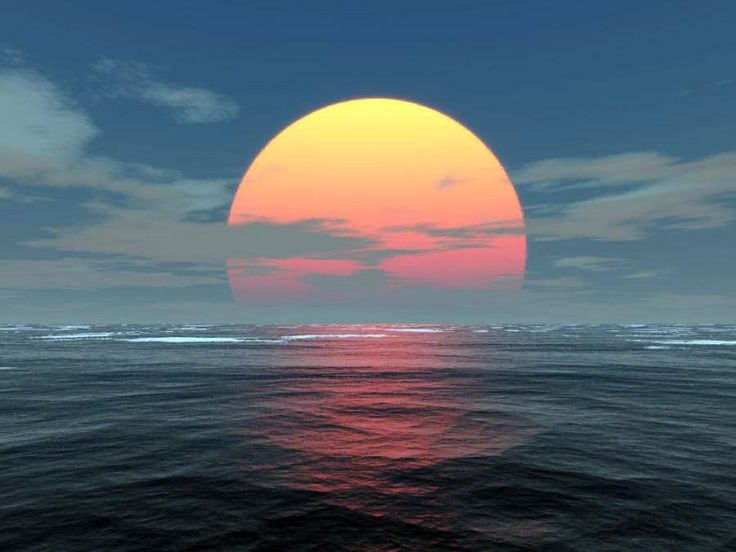 http://static2.pixdaus.com: Lights, Color, The Ocean, Beautiful, Mr. Big, Arctic Sunsets, Sunri Sunsets, Natural, The Moon