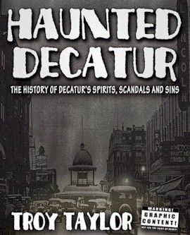 Love the Haunted Decatur Series... Michael is even reading them now!