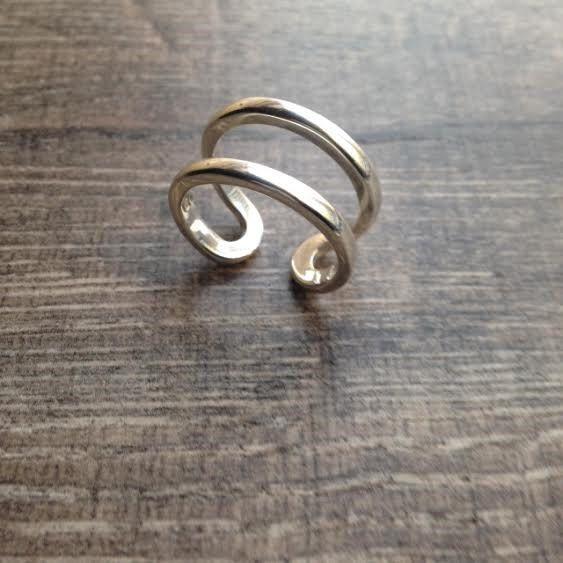 Instyleglamour ti porta questo splendido anello di Boho modellato dalla bella Beth Norton Fashion & Travel Blogger. Questo anello con cura