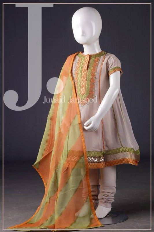 Junaid Jamshed Eid-Ul-Azha Collection 2013 For Kids ...