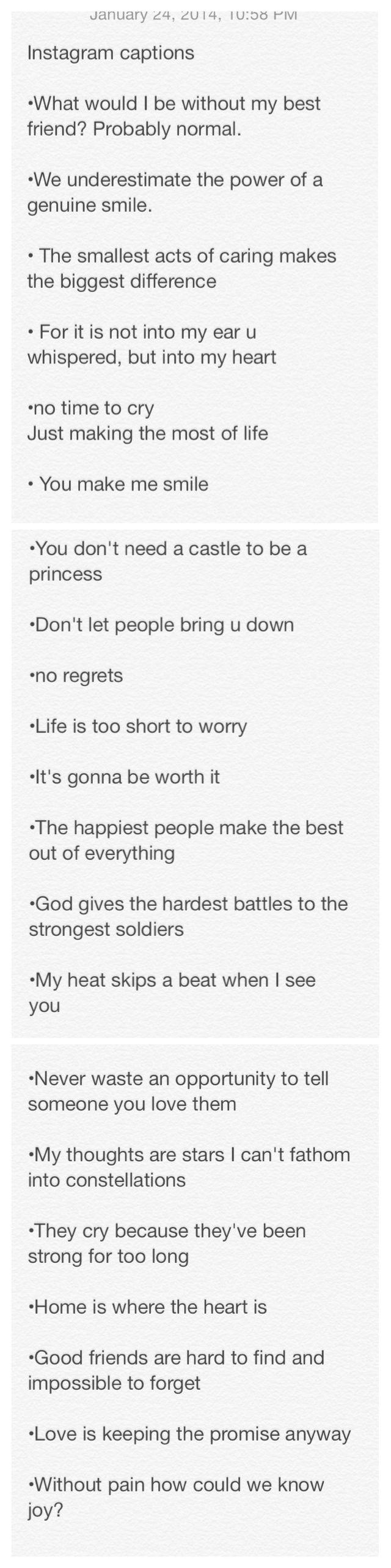 Best Friend Birthday Quotes Instagram : Best instagram bio quotes ideas on