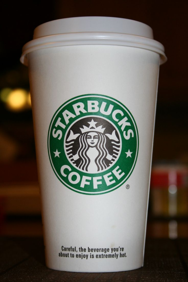 Me gusta mucho Starbucks cafè