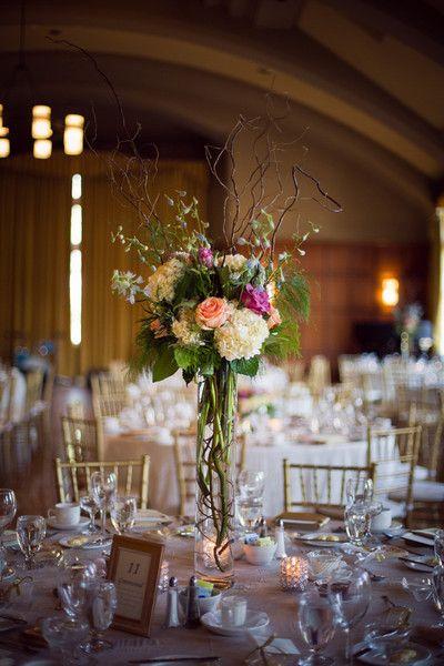 35 best wedding reception centerpiecestablescapes images on elegant michigan ballroom wedding junglespirit Choice Image