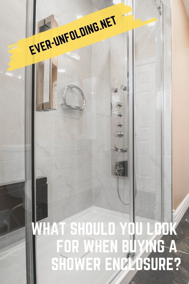 Best Shower Enclosure Reviews In 2020 With Images Shower